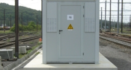 New PLP signal box in Ronet