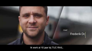 Embedded thumbnail for TUC RAIL | Meet Frederik, Design Engineer
